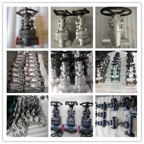Forged valve GMEC
